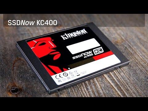 Kingston 1TB SSDNow KC400 SSD SATA 3 2.5 (7mm height) video