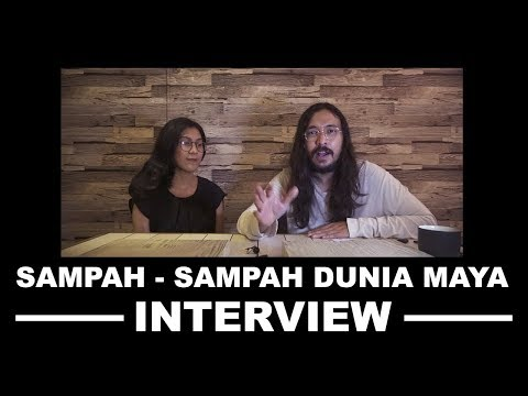 Marcello Tahitoe - Sampah - Sampah Dunia Maya Wanted Interview