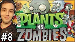 TAKI FAJNY CZARNY EKRAN ZERO GAMEPLAY *MUST WATCH* INSANE! - Plants vs Zombies PC #8