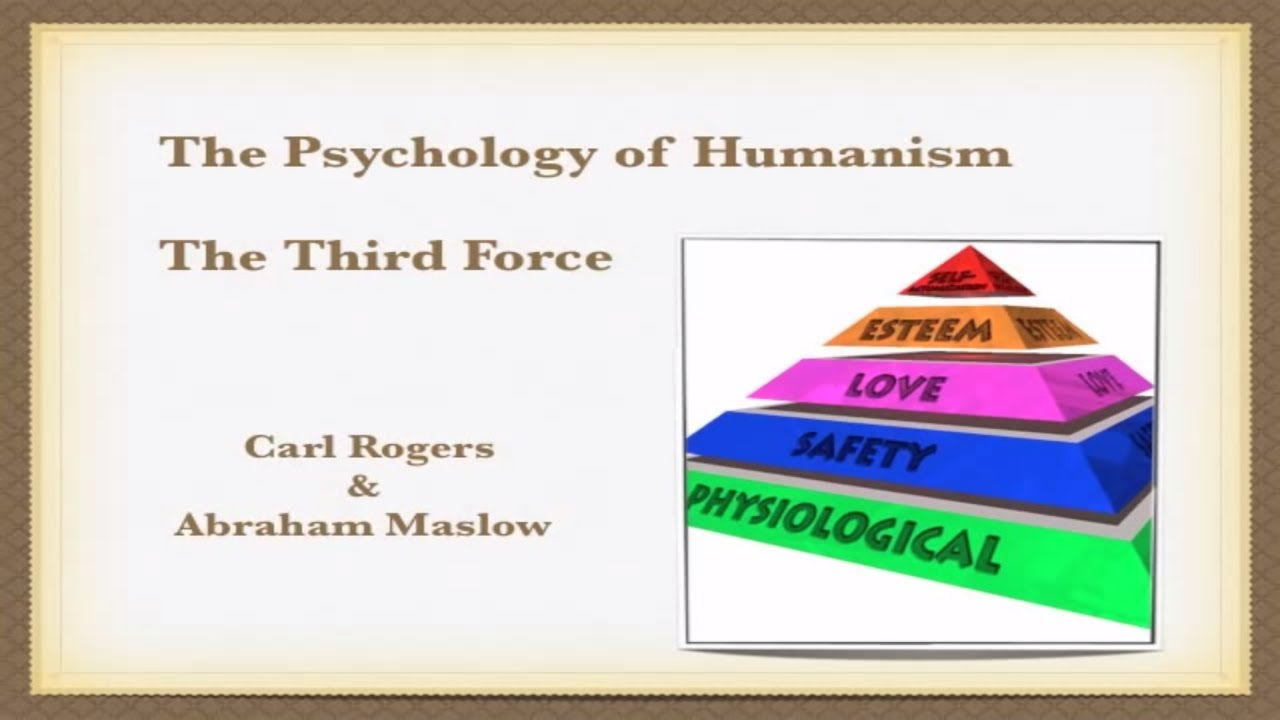 maslow and rogers psychology