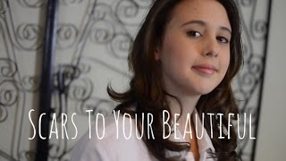 Jasmine Sabbagh - Scars To Your Beautiful (Alessia Cara Cover)