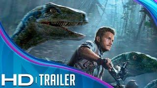 Jurassic World - Tráiler #2 - Subtitulado Español - HD