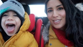 Mamaalltag und Beautybox packen  | Vlogmas | Donislife