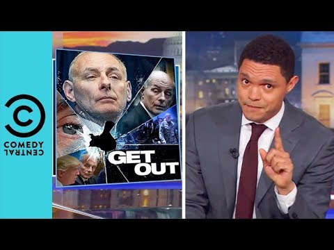 John Kelly's Going Old School On Immigration   The Daily Show With Trevor Noah
