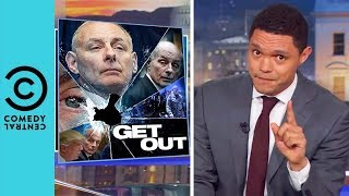 John Kelly's Going Old School On Immigration | The Daily Show With Trevor Noah