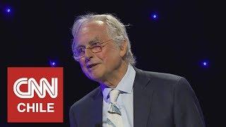 """Richard Dawkins a Daniel Matamala: """"Me encantaría ver la muerte de la Iglesia Católica"""""""