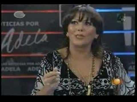 Alejandra Guzman con Adela Micha - Entrevista Parte 1