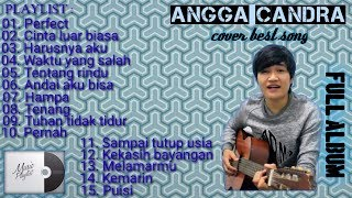 Baruu!!Angga candra  full album cover 2019