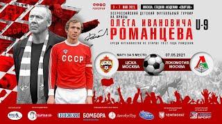 ЦСКА Москва Локомотив Москва Матч за 5 место