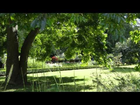 France the jardin dominique alexandre godron in nancy youtube - Jardin dominique alexandre godron ...