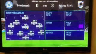 Willian Jose top bins on FIFA21 FUT