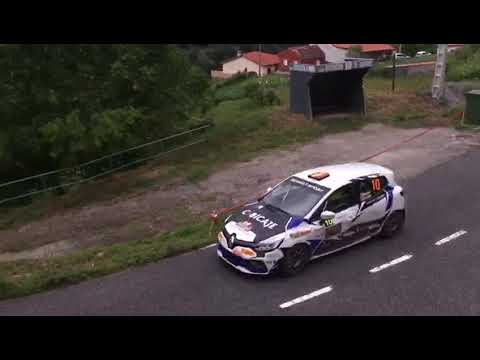 Melias, último tramo del 51 Rally Ourense