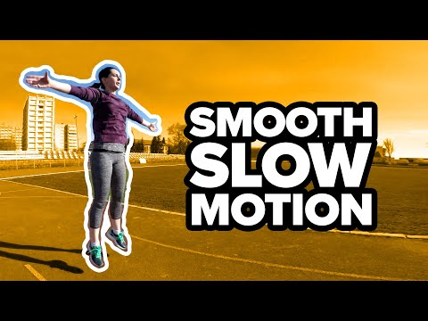 Smooth Slow Motion Premiere Pro Tutorial