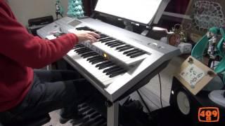 辛島美登里さん作曲の「サイレント・イブ」を弾いてみました。 楽譜は、...