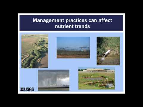 Trends in Nutrients and Pesticides in the Nation's Rivers