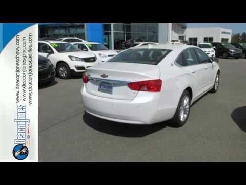 2015 Chevrolet Impala Smithfield NC Selma, NC #150666 - SOLD