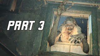 Resident Evil 7 Biohazard Walkthrough Part 3 - Boss Marguerite (RE7 Let's Play Commentary)