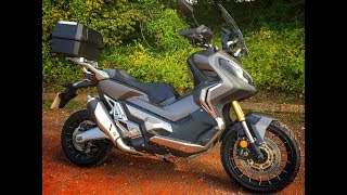 2017 Honda X-ADV Review