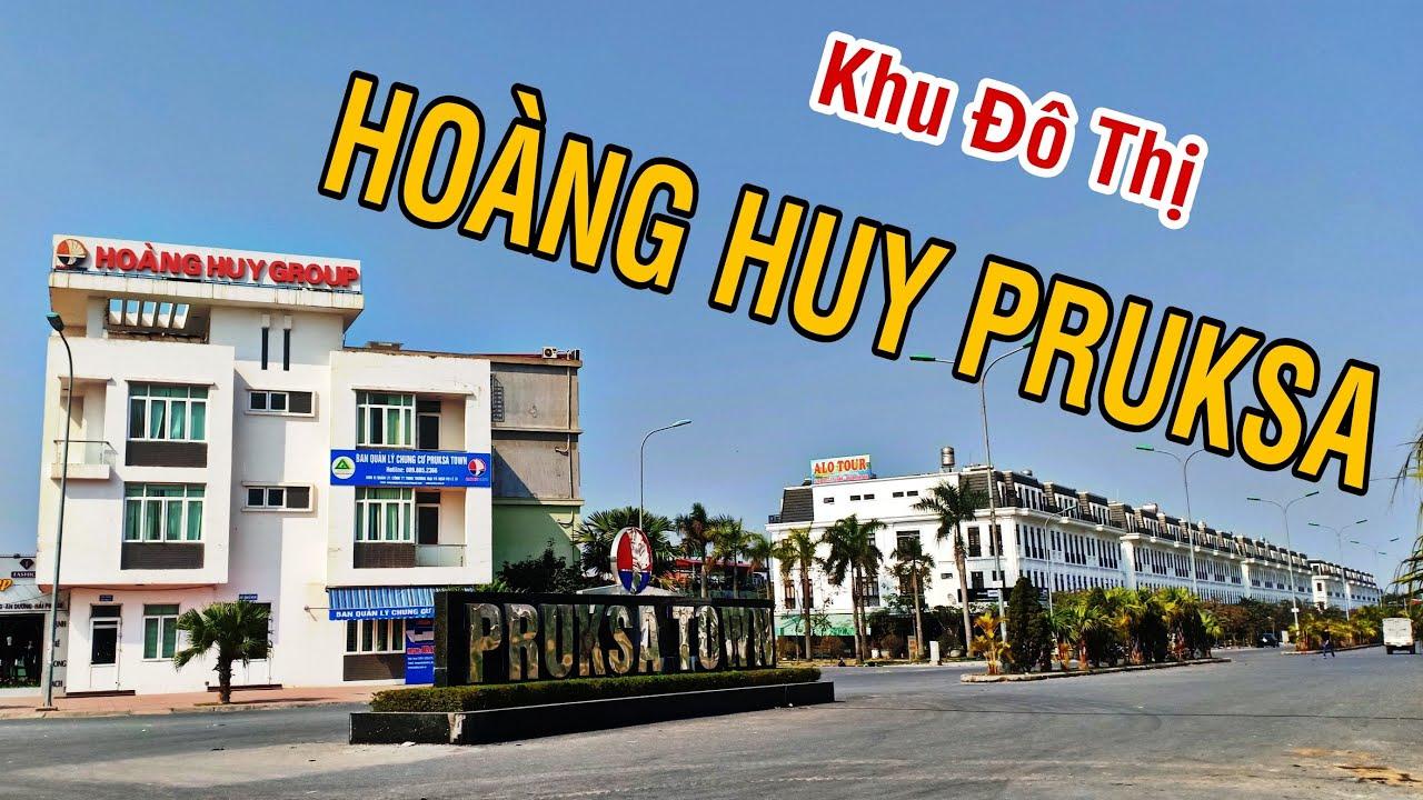 Khám Phá Khu Đô Thị Hoàng Huy Pruksa Town Hải Phòng|Chung Cư Hoàng Huy Pruksa An Đồng