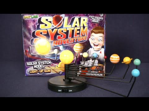 Solar System Adventure from SmartLab - YouTube
