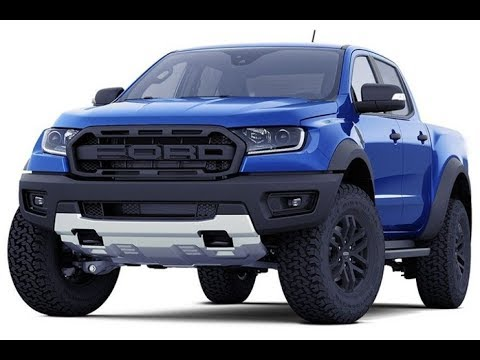 New  Ford Ranger Raptor launched