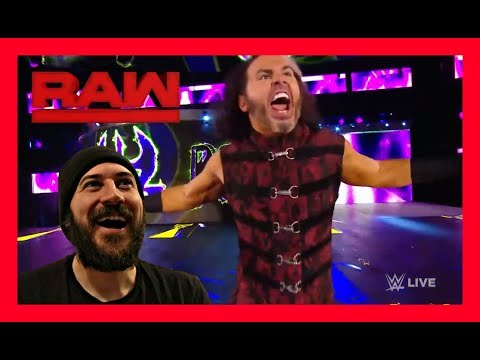 Reaction: 'WOKEN' MATTS NEW ENTRANCE...