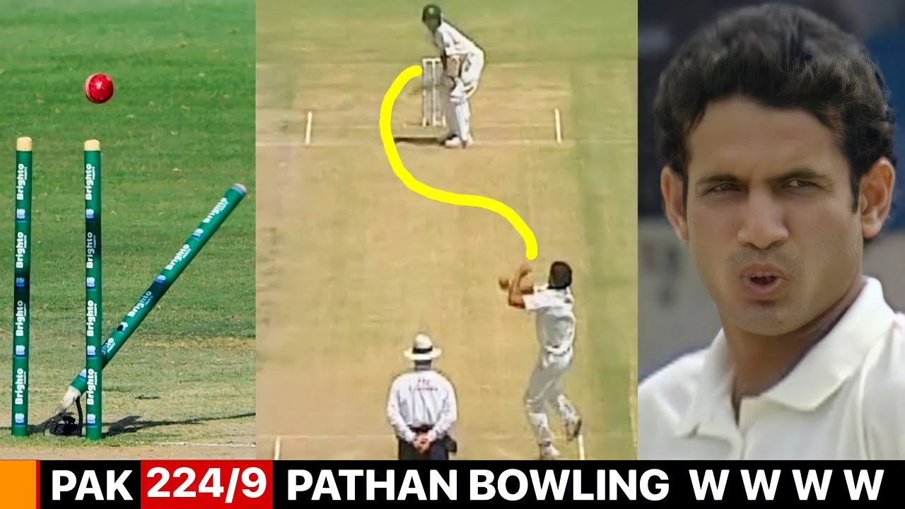 Download India Vs Pakistan 2004 Match Highlights   Most Shocking Bowling by IRFAN PATHAN 😱🔥  Ind vs Pak
