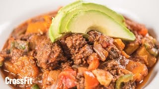 Nick's Zone: Chipotle Bison Chili With Butternut Squash