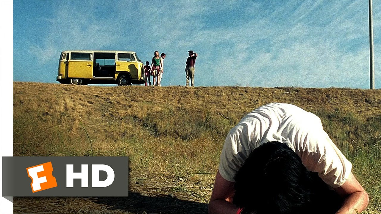 little miss sunshine dwayne essay Frankly you could choose any of the characters in little miss sunshine, the 2006 gem of a movie written by michael arndt, but let's go with dwayne: for about half.