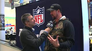 Ryan Leaf is not in contact with Washington State