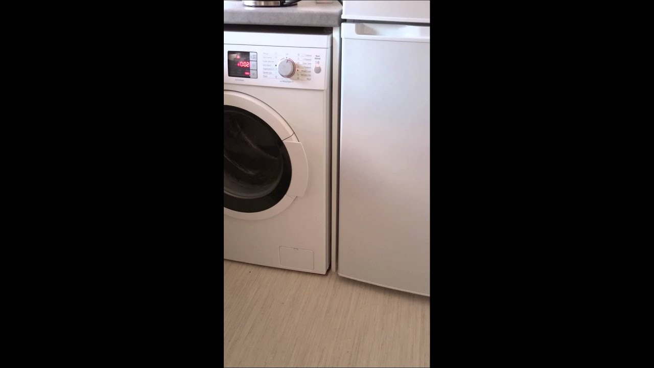 washing machine noise spin cycle