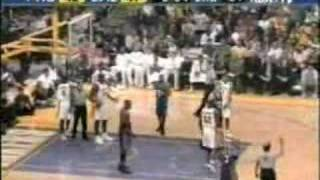 Showing a Kobe dunk in the 02-03 season for an idiot that thinks Ko...