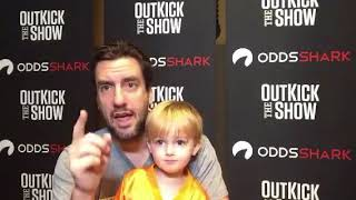 Clay Travis: Outkick the Show, October 21, 2017 (College football ...