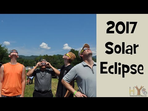 2017 Total Solar Eclipse Vlog