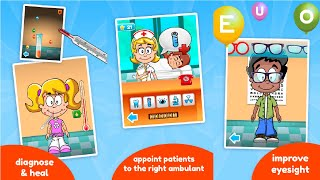 Doctor Kids Android Gameplay