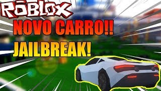 ROBLOX-NEW JAILBREAK CAR!!! IS THIS CAR THE BEST? (WINTER UPDATE)