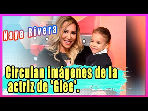 Naya Rivera: Circulan imágenes de la actriz de 'Glee' antes de su desaparición from YouTube · Duration:  2 minutes 49 seconds