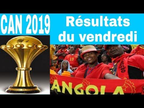 CAN 2019 : l'Angola au paradis, le Burkina Faso éliminé, la Gambie tient tête à l'Algérie, Soudan