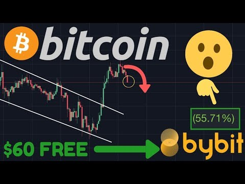 BITCOIN FALLING BACK DOWN AGAIN?! TAKE PROFIT ON BYBIT NOW!!! Bearish Divergence…!