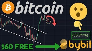 BITCOIN FALLING BACK DOWN AGAIN?! TAKE PROFIT ON BYBIT NOW!!! Bearish Divergence...!