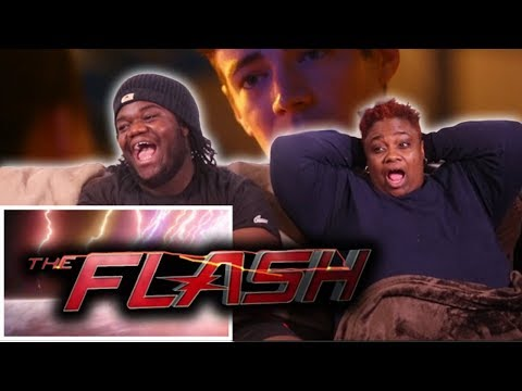 The Flash Season 4 Episode 15 : REACTION WITH MOM!!