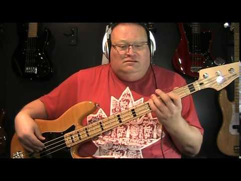 Paul McCartney Silly Love Songs Bass Cover with Notes & Tablature