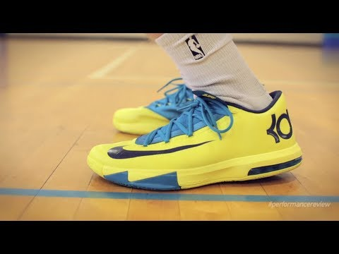 3a77c16470a6c8 Performance Review  Nike KD VI - YouTube