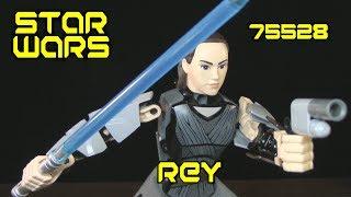 [ОБЗОР ЛЕГО] Звездные Войны 75528 Рэй
