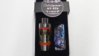 Indulgence MT RTA Unboxing Review and Build