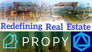 Propy - Real Estate Coin Review/Competitor Analysis - (PRO)
