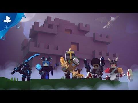 Trove - Launch Trailer | PS4