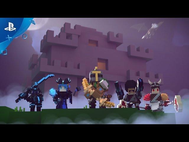 Trove - Launch Trailer | PS4