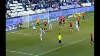 Valladolid 1-2 Mallorca 2009/2010