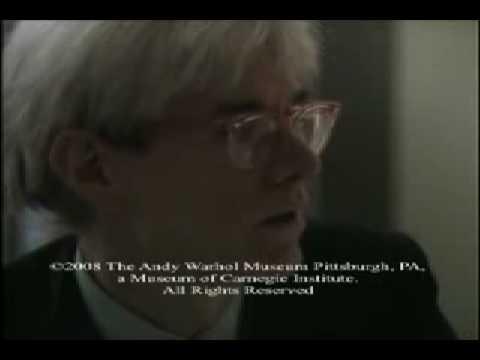 Andy Warhol interviews Steven Spielberg